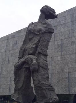 南京大虐殺記念館 像ブログ